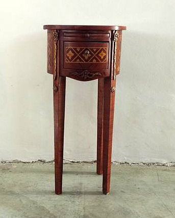 Rosewood coffee table in Louis XVI style - 20th century