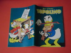 Topolino libretto, album no. 56 - first edition, not a reprint (1952)