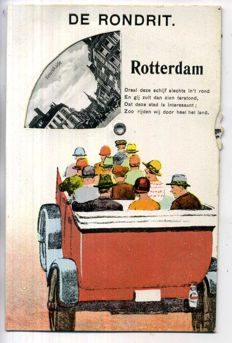 Rotterdam The Netherlands period:1900-1960; 102x