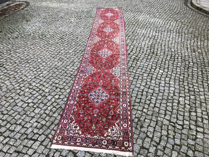 Old Iran / Persian  LILIAN Rug 505x80cm -hand knotted
