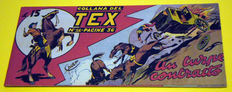 Tex strip 1st series, issue no. 56 - first edition, not a reprint (1948)