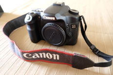 Canon 40 d camera with charger and 2 batteries