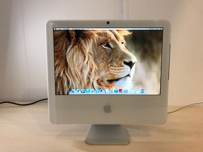 "Apple iMac A1208 17"" 2,0/2GB/160GB/ATI"