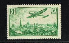 France 1936 - Airmail stamp - Yvert 14