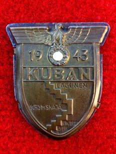 WW2 Kuban arm plate