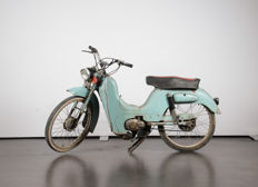 Benelli - Scooter 50cc - 1962