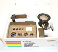 Philips PCA 060 Colour Analyser Complete