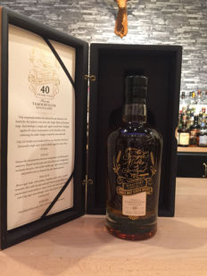 Tamnavulin 40 years old - The Single Malt's of Scotland - Director's Special