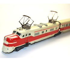 Märklin H0 - ST 800.5 - Electric train unit after American example from 1953 in replica box