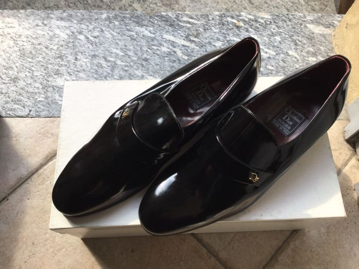 Christian Dior - Elegant shoes for a dinner jacket