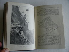 Edward Whymper - The valley of Zermatt and the Matterhorn, a guide - 1897
