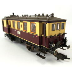 Trix H0 - 22027 - Steam motor wagon Kittel CidT of the DRG