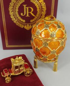 Joan Rivers Imperial Treasures III - The Coronation Egg