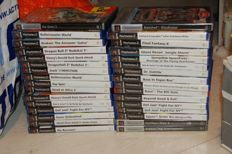 32 ps2 games including .hack infection and final fantasy 10