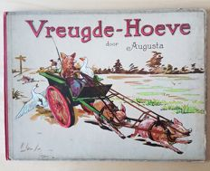 Augusta (probably Augusta Peaux) - Vreugde-Hoeve - 1913