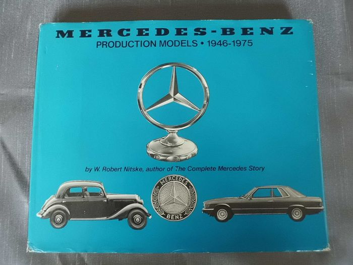 Mercedes Benz - models production: