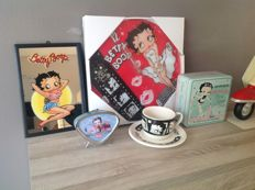 Betty Boop, different items - King feature Syndicate