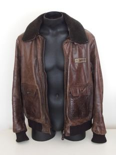 Redskins - Leather pilots jacket