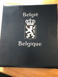 Belgium 1950/1969 - Collection in Davo LX II album