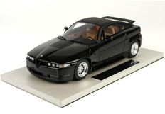 Top Marques-BBR Models - Scale 1/18 - Alfa Romeo 4 S.Z. - Colour: Black
