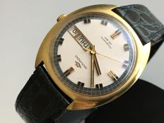 Movado - Rare Cal. 405 Kingmatic Sub Sea HS 360  - Day Date - Heren - 1960-1969