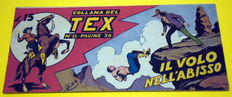 Tex strip 1st series, issue no. 55 - first edition, not a reprint (1948)