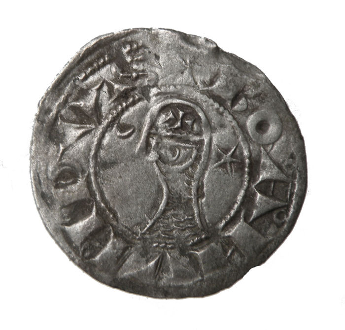 Crusader Kings of Antioch King Bohemond III. 1162 – 1201 AD. Silver