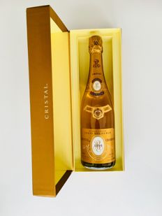 1999 Cristal Louis Roederer - Reims France - 1 bottle (75cl)