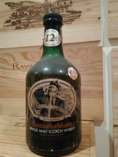 Bunnahabhain 12 years old single malt OB