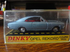 Dinky Toys-France - Scale 1/43 - Opel Rekord Coupe 1900 No.1405