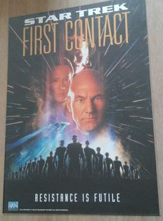 Star Trek, Collection of 3 posters
