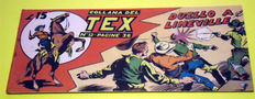 Tex strip 1st series, issue no. 52 - first edition, not a reprint (1948)