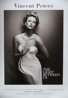 Vincent Peters - Exhibition Atelier Jungwirth - 2014