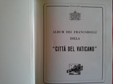 Vatican City 1938-1975 - Collection on Euralbo album