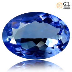 Tanzanite 1.54 Carat - No reserve price