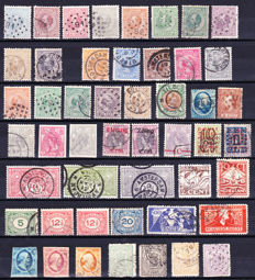 The Netherlands 1852/1949 - Collection of stamp from classics onwards