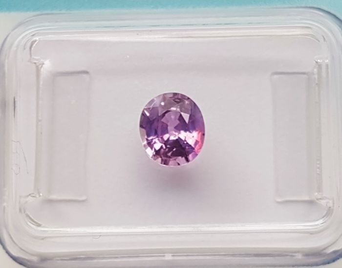 Pink Sapphire 0,96 ct *No Reserve Price*