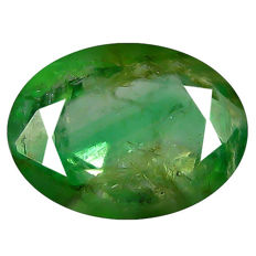Emerald 0.89 Carat - No reserve price