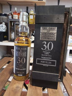 Port Ellen 1982 30 years old - Wilson & Morgan