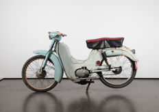 No Reserve - Benelli - Scooter 50-52 - 1962