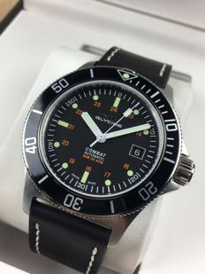 Glycine Combat SUB Automatic 20 ATM reference 3908 – men's watch