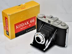 !958  KODAK  66  'Model II'  6x6 Folding Camera.