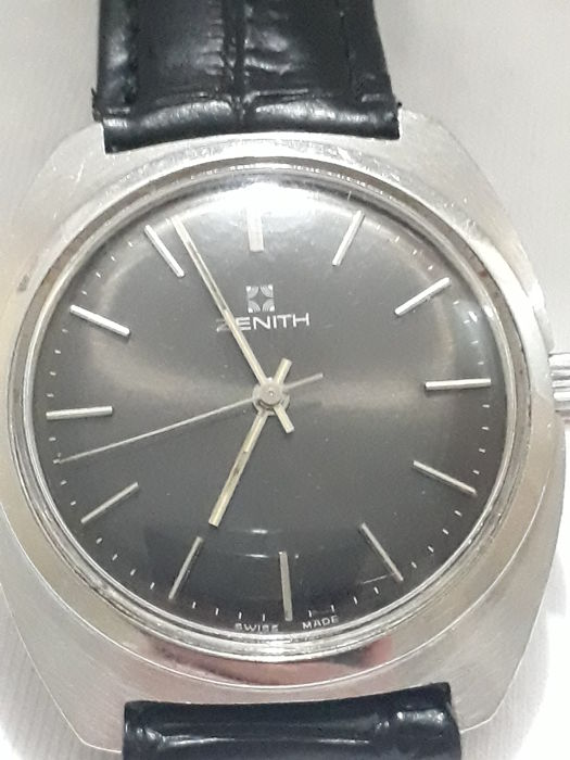 Zenith - Hand winding- men´s wristwatch - 1970s- cal : 2572