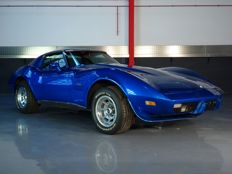 Chevrolet - Corvette C3 350 cuin V8 Targa T-Top Stingray - 1976