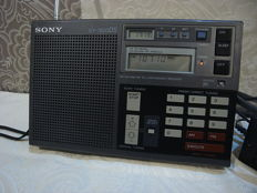 ***WORLWIDE FAMOUS SONY ICF-7600DS RADIO - SUPER***