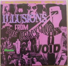 1.Various – Illusions From The Crackling Void - 2.The Deep - Psychedelic Moods (A Mind Expanding Phenomena) - 3.Various – Rockabilly Psychosis And The Garage Disease - 4.Various – Endless Journey. Phase One