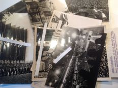 Press photos over Germany in 1938 (7 pieces)