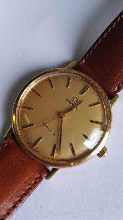 Omega-geneve-601 - Mens Watch - 1960-1969