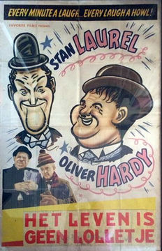 Anonymous - Laurel & Hardy - 1937