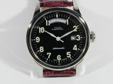 Capital Day Date - Men's wristwatch from 2011 to today